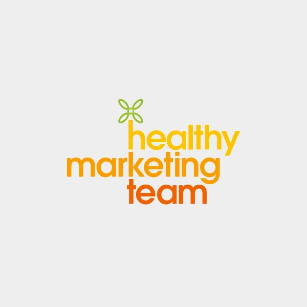 Healthy Marketing Team Logo